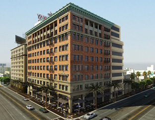 Broadway Hollywood Building