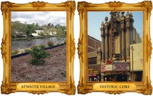 Atwater Village vs Historic Core