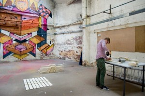Example of an Artist'sLive/Work Space in the Arts District