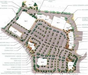 Rancho Las Palmas Site Plan