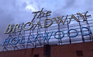 The Broadway Hollywood #1